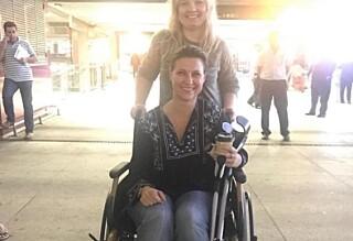 Märtha Louise trosset smertene for jobbreise