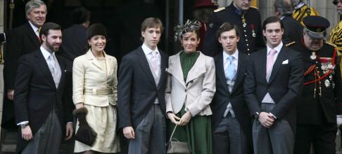 Den skitne skilsmissen ryster kongefamilien i Luxembourg