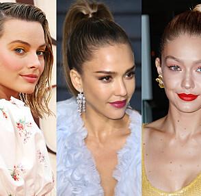 7 Hollywood-frisyrer du fikser på 5 minutter