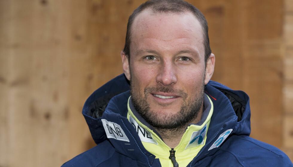 ÅPENHJERTIG: Alpinist Aksel Lund Svindal har sluppet Aftenpostens A-magasinet tett inn på livet sitt. Foto: Cornelius Poppe / NTB scanpix