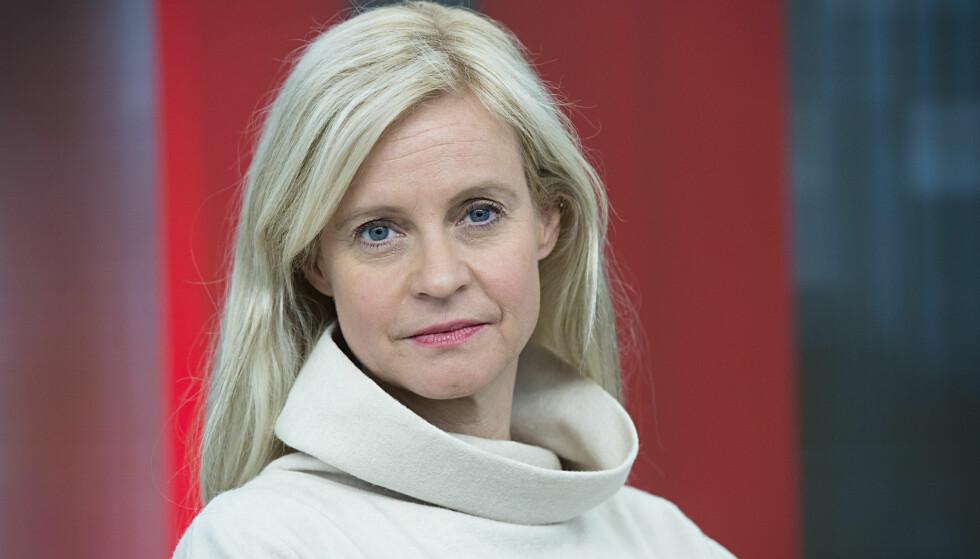 <strong>SVARER PÅ KRITIKKEN:</strong> Nyhetsredaktør i TV 2, Karianne Solbrække.     Foto: Marit Hommedal / NTB scanpix