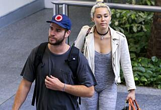 Slik svarer Miley Cyrus på gravidryktene