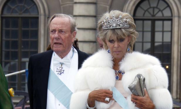 <strong>GIFT:</strong> Prinsesse Birgitta og prins Johann Georg giftet seg i 1961. Sistnevnte gikk bort på et sykehus i München 2. mars 2016. Foto: Lise Åserud / SCANPIX