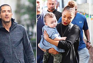 Full krig om Janet Jacksons baby