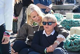 Prins Sverre Magnus fyller 12 år