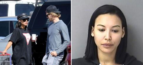 «Glee»-stjernen ber om skilsmisse etter arrestasjonen