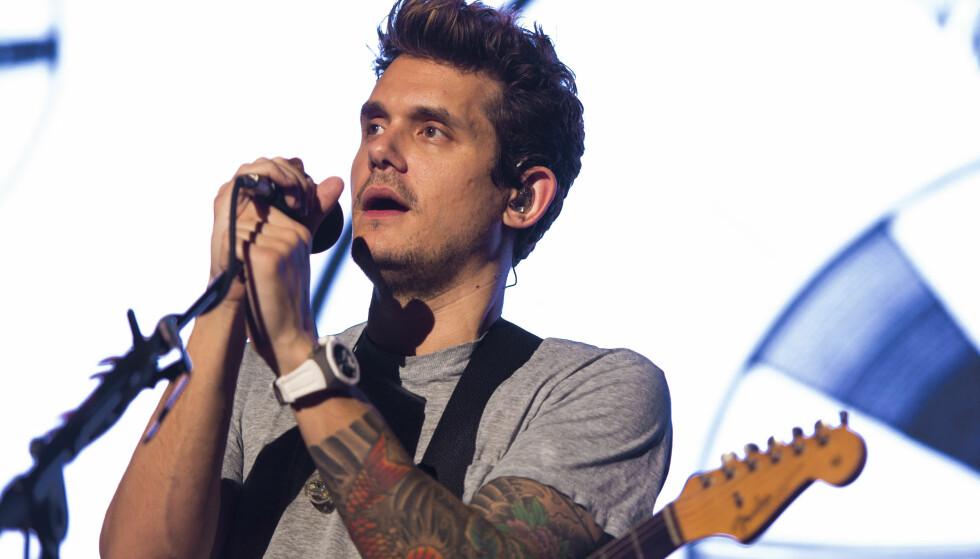 BRÅ STOPP PÅ TURNEEN: John Mayers appendektemi satte en stopper for turneen med «Dead & Company». Foto: Scott Roth / Invision / AP
