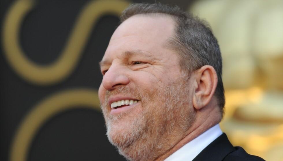 <strong>NEKTER:</strong> En talsperson for Harvey Weinstein nekter for påstandene til Salma Hayek. Foto: Robyn Beck