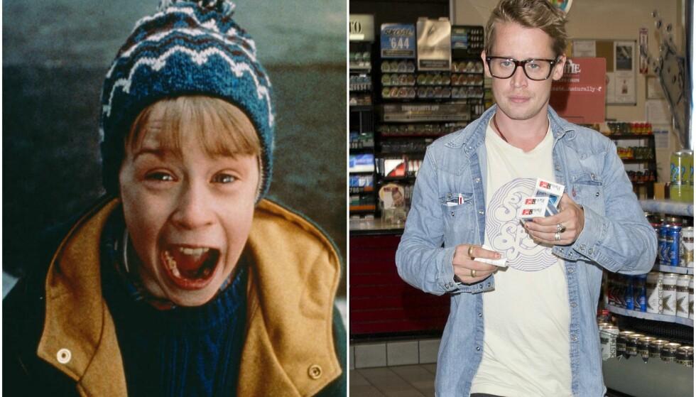 <strong>VERDENSKJENT:</strong> Macaulay Culkin tok verden med storm i rollen som Kevin i «Hjemme Alene»-filmene. Privat har derimot livet bydd på enkelte utfordringer. Nå hevder han at faren misbrukte han både fysisk og psykisk. Foto: NTB scanpix