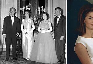 Sannheten bak konflikten mellom dronning Elizabeth og Jackie Kennedy