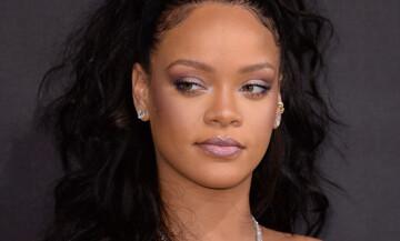 OGSÅ FLØRT?: Ryktene har også svirret rundt Chris Martin og Rihanna (29). Foto: NTB scanpix