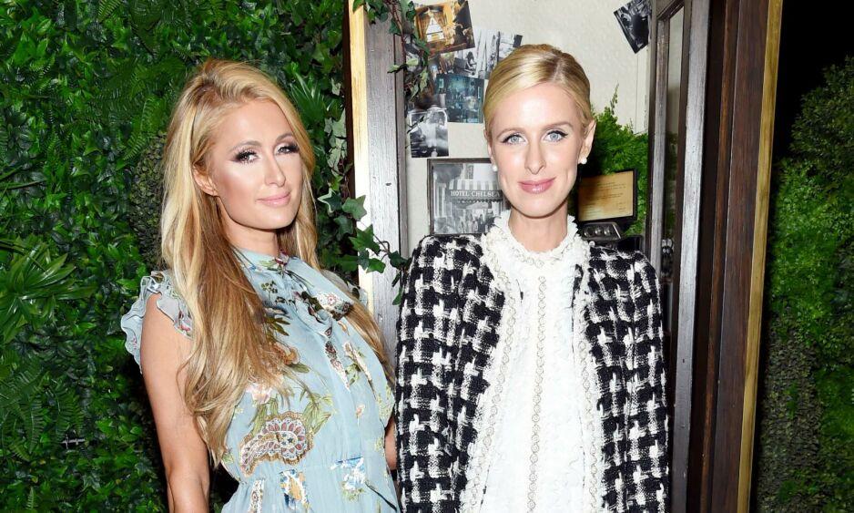 BLE MAMMA: Paris Hiltons lillesøster, Nicky Hilton ble tobarnsmor 20. desember. Fredag delte hun den glade nyheten. Foto: AFP