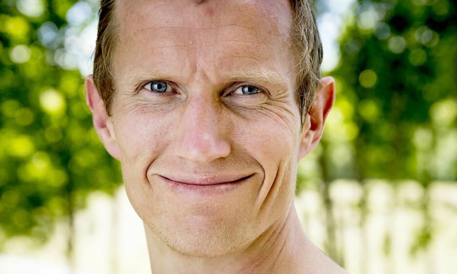 <strong>«FARMEN KJENDIS»:</strong> Frank Løke tror ikke han får rampestempelet inne på gården. Ifølge han selv var det mange andre klovner der inne. Foto: Bjørn Langsem / Dagbladet
