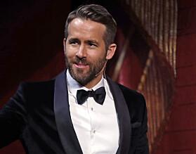 OGSÅ LIK?: Ryan Reynolds. Foto: AP/ NTB scanpix