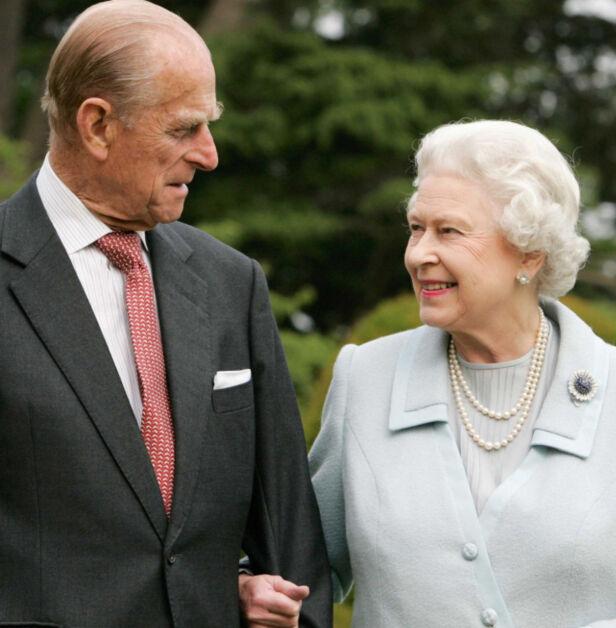 GIFT: Dronningen fikk sin prins i 1947. Foto: NTB Scanpix