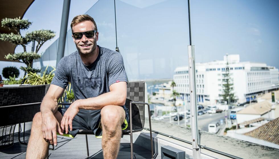 KONKURRANSEMANN: Andreas Ygre Wiig har så langt imponert under i ulike øvelsene i «Mesternes mester». Foto: Thomas Rasmus Skaug / Dagbladet