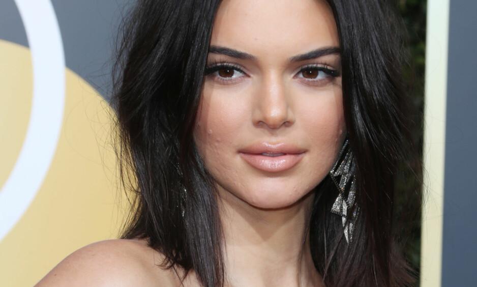 ENESTE BARNLØSE: Kendall Jenner er snart den eneste i Kardashian-klanen som ikke har fått barn, og hun har ingen planer med det første. Foto: NTB Scanpix