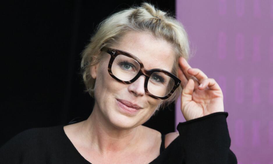 STEMOR: TV-profil og komiker Anne-Kat. Hærland snakker ut om stemor-rollen. Hun hater å bli kalt bonusmamma. Foto: NTB Scanpix