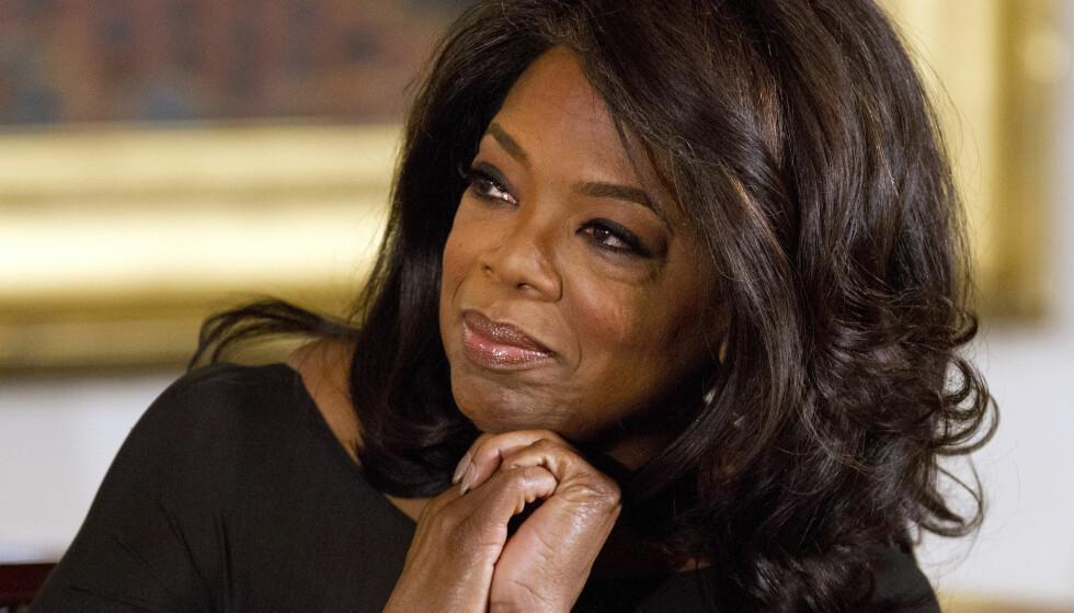 MISTET MOREN: Oprah Winfrey er i sorg etter at moren gikk bort 22. november. Foto: AP/ NTB scanpix