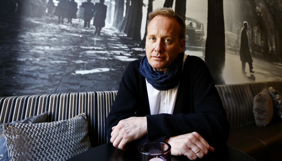 ALVORLIG SKADD: Artist Sigvart Dagsland var involvert i en frontkollisjon tirsdag kveld. Foto: Vegard Grøtt / NTB scanpix