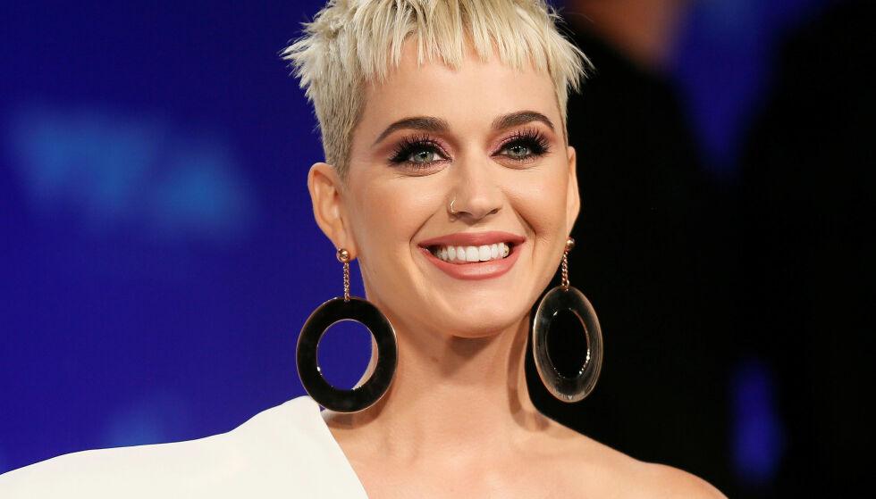 OPERERT?: Det har lenge svirret rykter om at Katy Perry har fikset på utseendet, og nå har sangstjernen selv uttalt seg. Foto: REUTERS / NTB scanpix