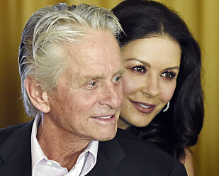<strong>STØDIG PAR:</strong> Catherine og Michael har vært gift siden år 2000. Foto: NTB Scanpix