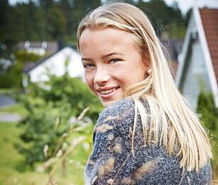 ÅPEN OM KJØNNSSKIFTET: Helt siden hun var liten har Emma ville vært jente.Da hun var ti år byttet hun navn fra Tobias. Foto: Paul Paiewonsky/ Dagbladet