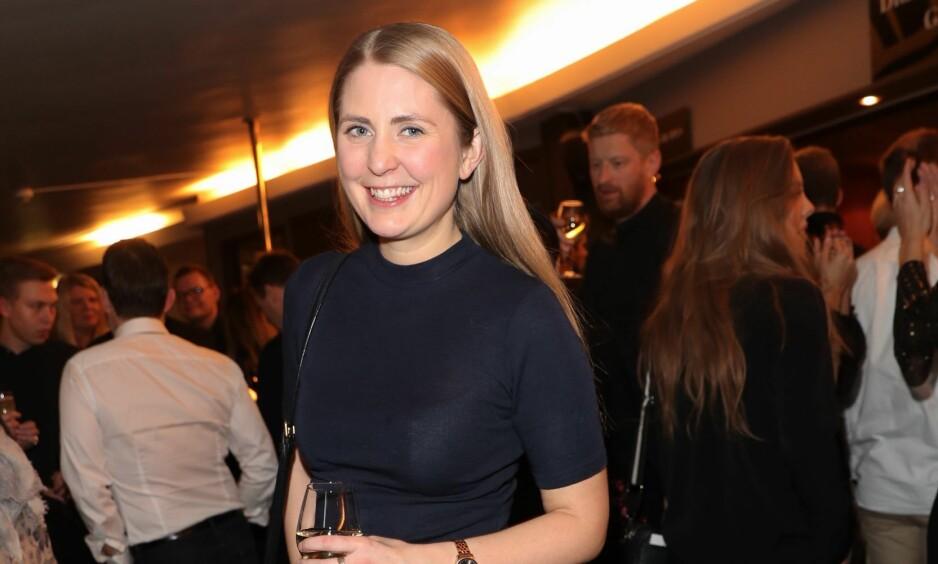 ÅPEN FOR ET FORHOLD: «P3-morgen»- programleder, Silje Nordnes, er ikke fremmed for et nytt forhold, men er klar på at hun ikke vil begi seg ut på Tinder. Foto: Andreas Fadum.