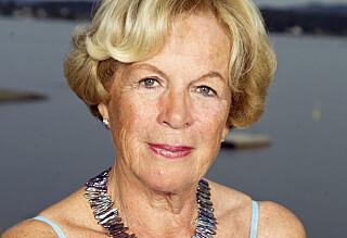 Grete Roede har fått kreft med spredning