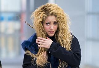Shakira i trøbbel med spanske myndigheter