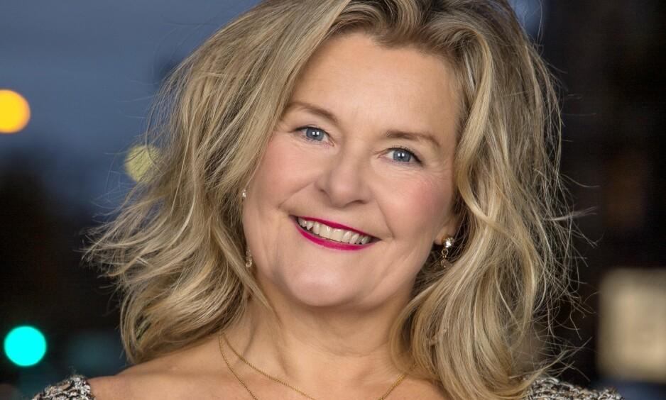 SER FREMOVER: Men Elisabeth Andreassen legger ikke skjul på at hun har hatt det tungt den siste tiden. Foto: Tor Lindseth/ Se og Hør