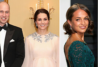 Var på middag med Kate og William: - Turte ikke begynne å spise