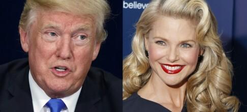 - Ble sjekket opp av Trump mens begge var gift