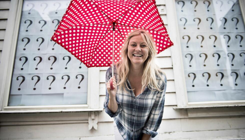 ALTERNATIV: Selv om hun jobber innen vitenskapen har værdamen Eli Kari Gjengedal også en helt annen side. Foto: Lars Eivind Bones/Dagbladet