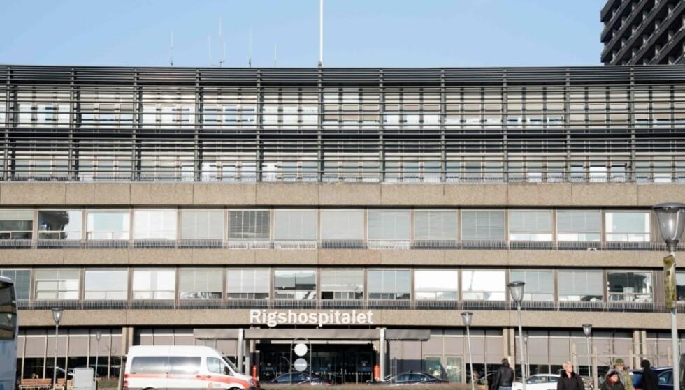 <strong>INNLAGT:</strong> På Rigshospitalet i København ligger prinsen innlagt. Fredag ble det kjent at tilstanden er er alvorlig forverret. Foto: NTB Scanpix