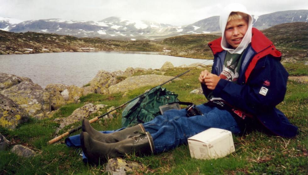 <strong>FRILUFTSGUTT:</strong> Andreas Ygre Wiig har vunnet en rekke medaljer, inkludert tre gull i X-games. Han ble proff som 19-åring og har blitt kåret til tiårets snowboarder av Norges Snowboardforbund. Foto: Privat