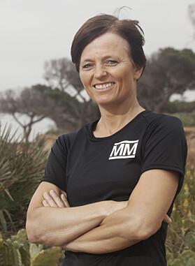<strong>UTE:</strong> Lena Boysen Hillestad var den andre til å måtte forlate årets «Mesternes mester». Foto: NRK