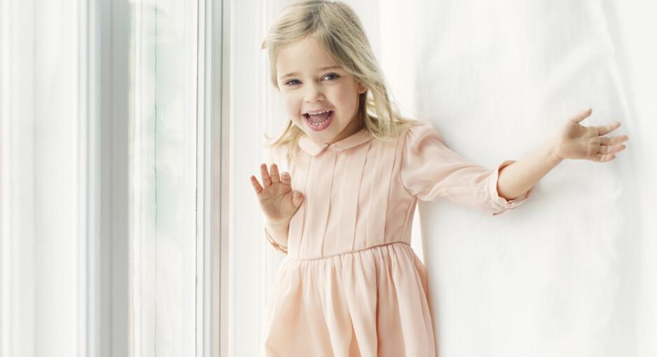 NYE BILDER: I anledning 4-årsdagen til prinsesse Leonore har det svenske kongehuset frigitt nye bilder av den skjønne prinsessen. Foto: Erika Gerdemark/det svenske kongehuset