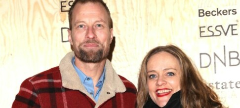 Henriette Steenstrup viste fram kjæresten for første gang