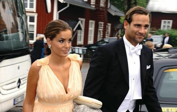 IKKE VENNER: Stephanie Bergstöm mistet vennskapet med prinsesse Madeleine da hun ble sammen med ekskjæresten Jonas Bergström. Foto: All Over Press