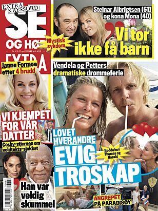 LES MER: Ukens Se og Hør Extra er i salg nå.