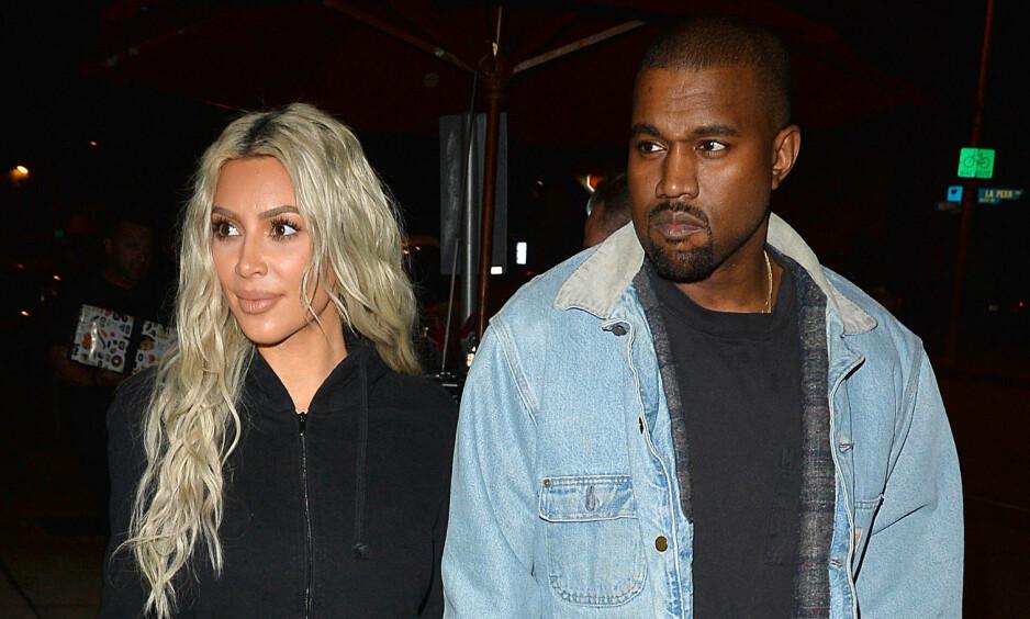 SKANDALESTJERNE: Kanye West er kjent for ekteskapet med Kim Kardashian. Men dette er langt ifra den eneste grunnen til at de aller fleste vet hvem stjerna er. Foto: NTB scanpix
