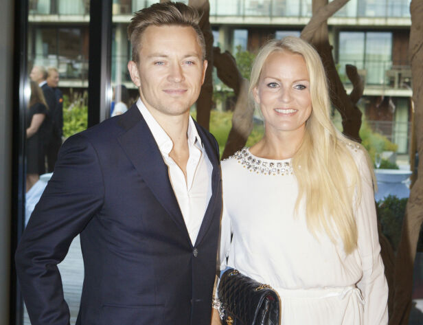 GIFT: Guro Fostervold Tvedten og Håvard Tvedten giftet seg i 2009. Sammen har de to barn. Foto: NTB Scanpix