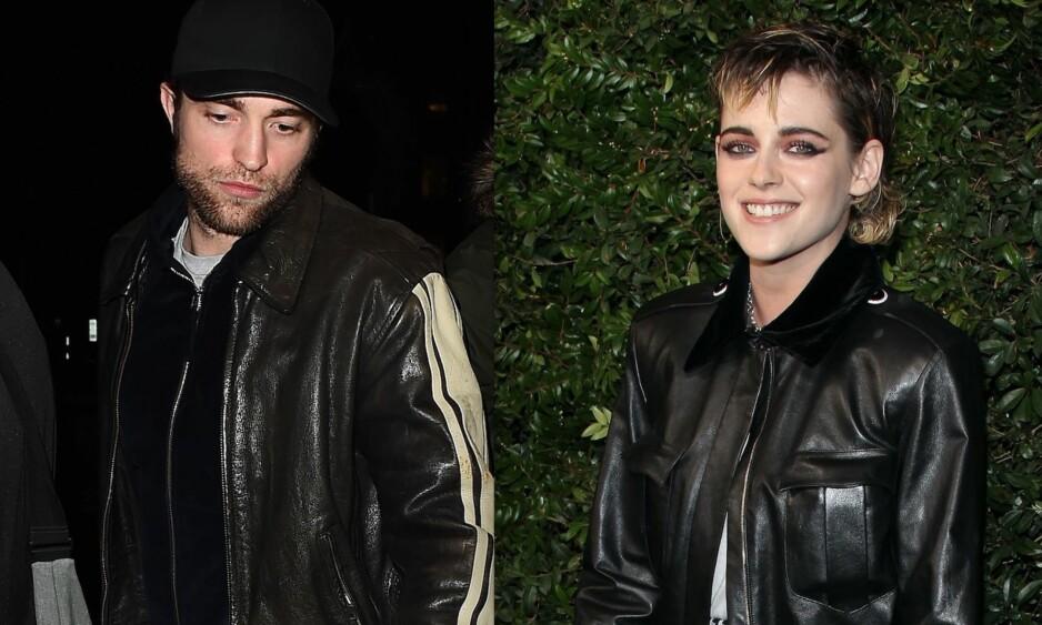 PÅ DATE? Robert Pattinson g Kristen Stewart er blitt observert sammen på bar i Los Angeles. Foto: NTB Scanpix