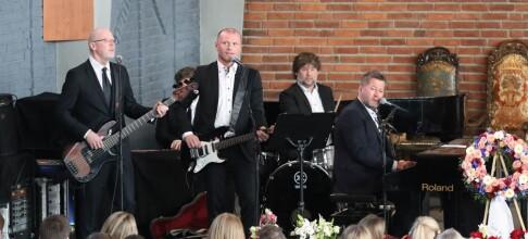 DDE-kollegene sang i Frode Vikens bisettelse