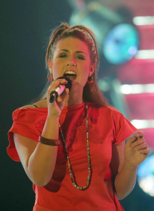 WOW: Tone Damli hadde stilen, stemmen og sjarmen da hun troppet opp på «Idol»-audition i 2005. Det kom hun langt med. Foto: NTB scanpix