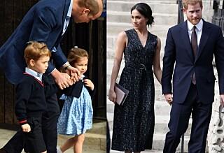 Blir den nye prinsen med i bryllupet?