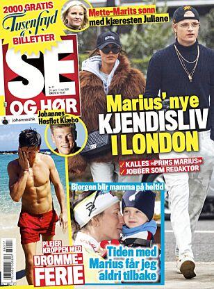 I SALG NÅ: På bakgrunn av denne saken uttaler kronprinsparet seg på Dagsrevyen. Foto: Faksimile