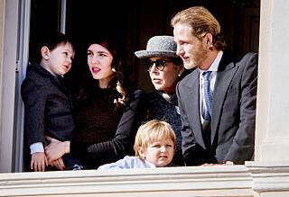 Ny babylykke i Monaco
