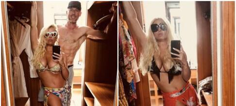 Disse bikinibildene splitter fansen